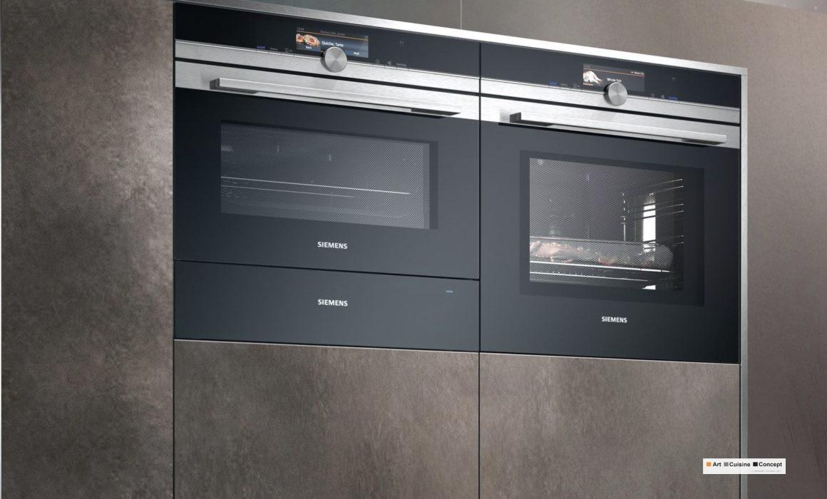 Démonstrations culinaires en ligne Siemens