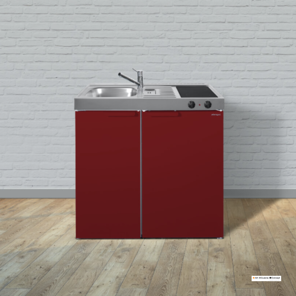 mini cuisine kitchenlline MK 90 rouge