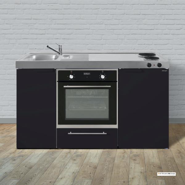 mini cuisine kitchenlline MKB 150 noire