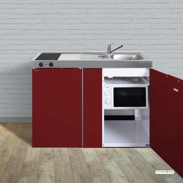 mini cuisine kitchenlline MKM 120 rouge
