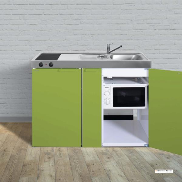 mini cuisine kitchenlline MKM 120 A verte