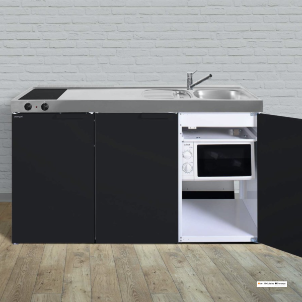 mini cuisine kitchenlline MKM 150 noire