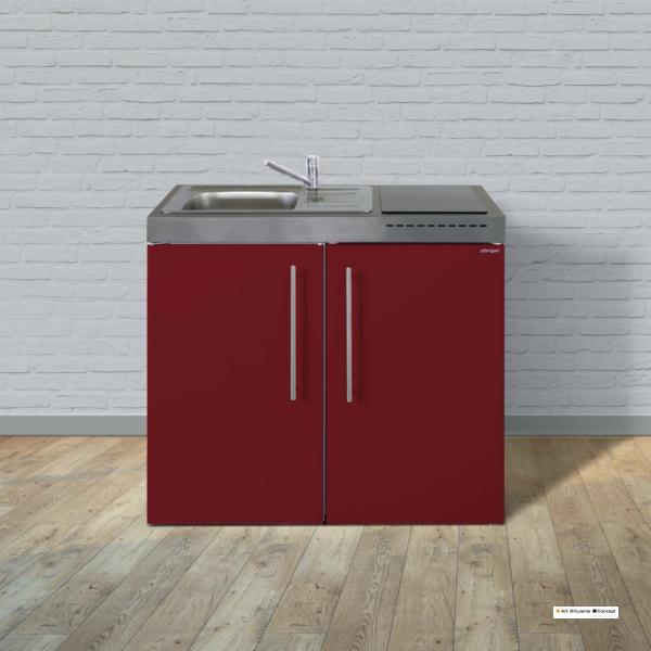 mini cuisine premiumline MP 100 rouge