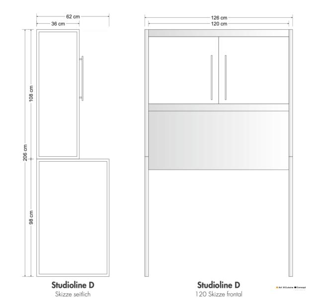 kit studioline SL-D
