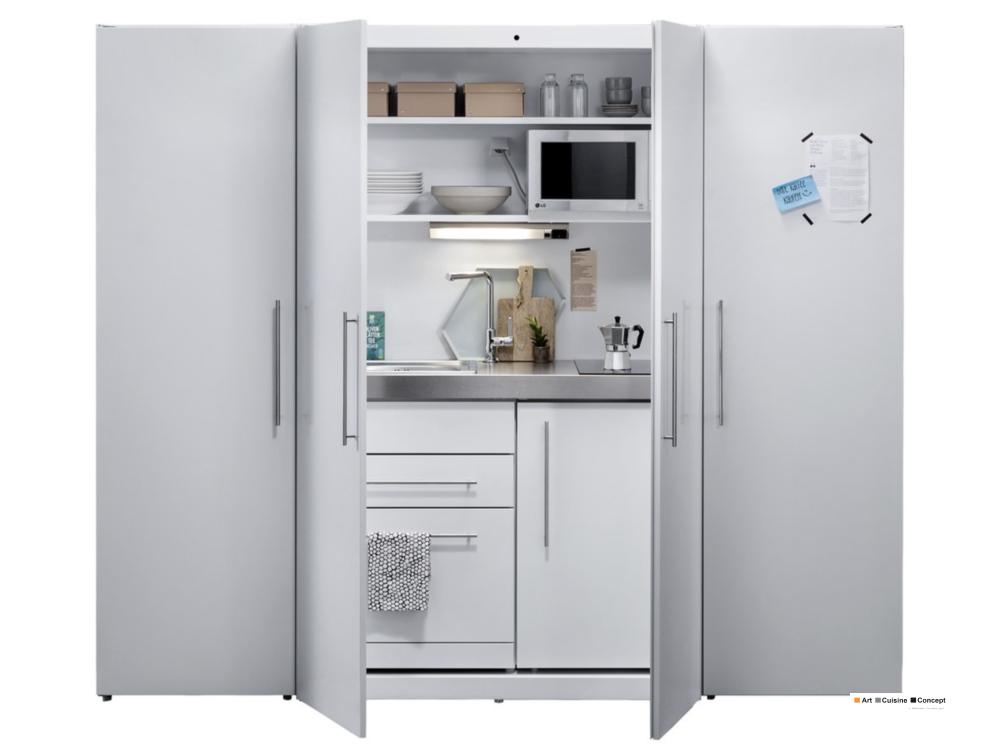 cuisine armoire metal SKM 120 modèle complet