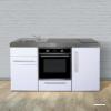 mini cuisine MPB 160 blanche