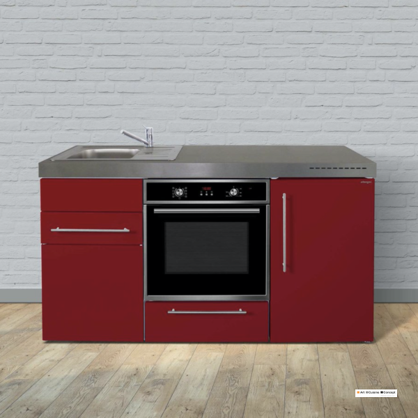 mini cuisine MPB 160 rouge