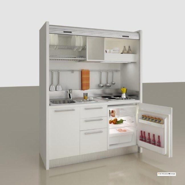 mini cuisine 158 cm VR